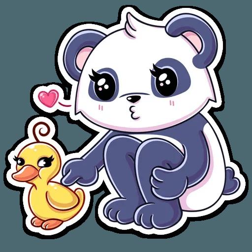 Panda Tori - Sticker 7