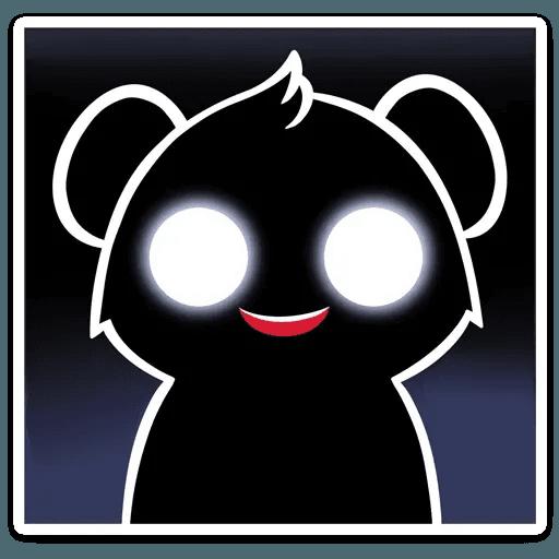 Panda Tori - Sticker 9