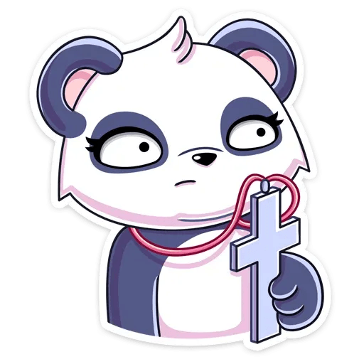 Panda Tori - Sticker 24
