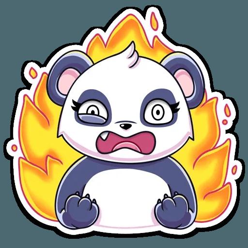Panda Tori - Sticker 16