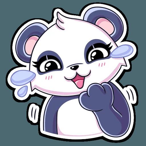 Panda Tori - Sticker 6