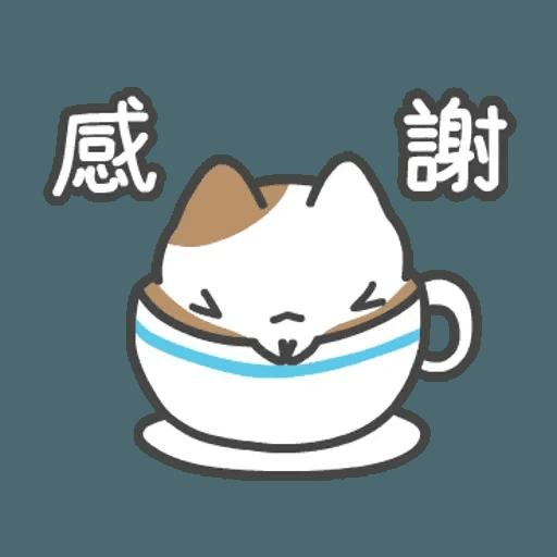 貓貓蟲咖波 - Sticker 23