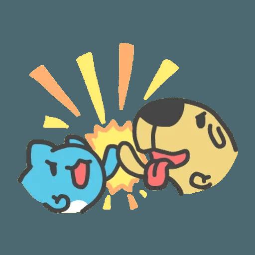 貓貓蟲咖波 - Sticker 14