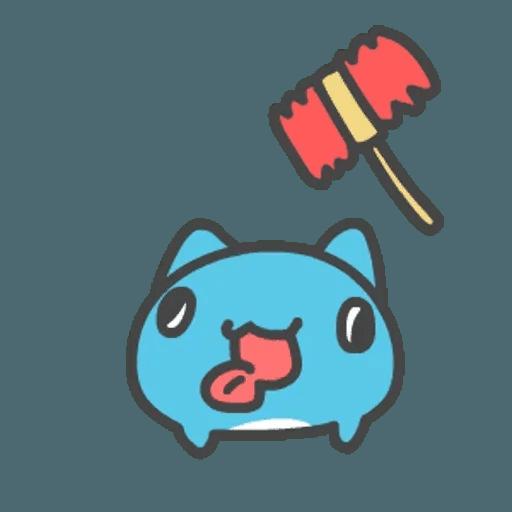 貓貓蟲咖波 - Sticker 8