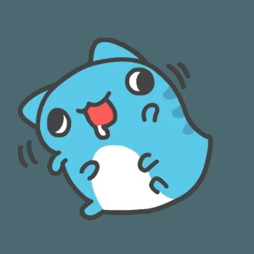 貓貓蟲咖波 - Sticker 7
