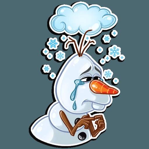 Olaf - Sticker 20