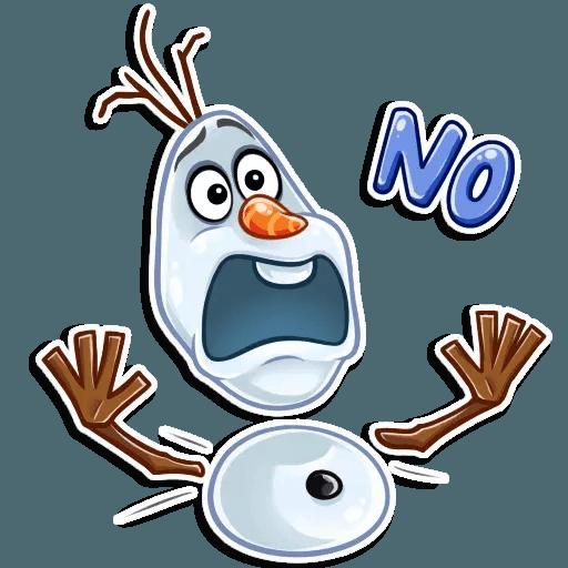 Olaf - Sticker 25