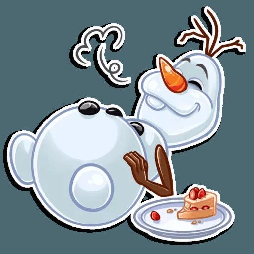Olaf - Sticker 24