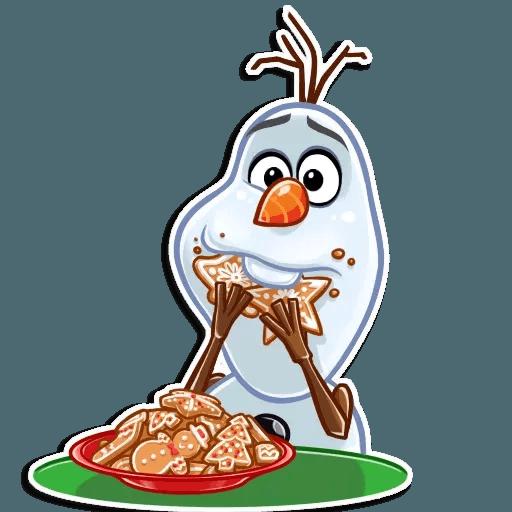 Olaf - Sticker 17
