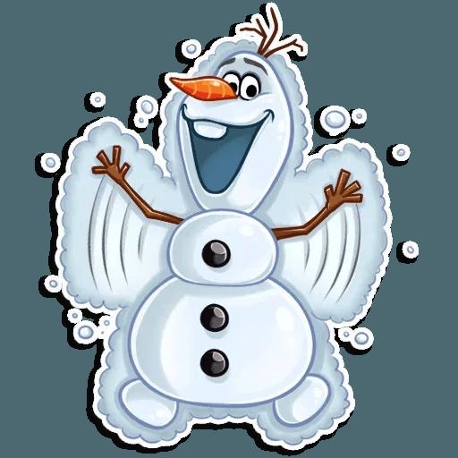 Olaf - Sticker 11
