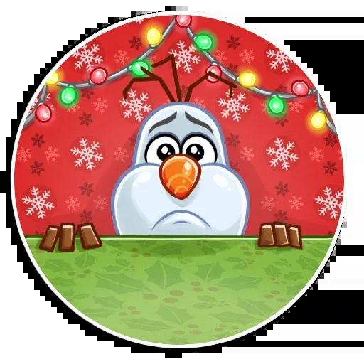 Olaf - Sticker 21