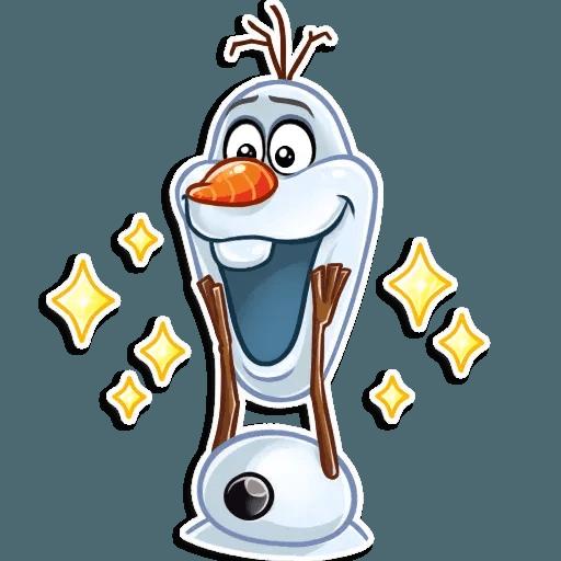 Olaf - Sticker 7