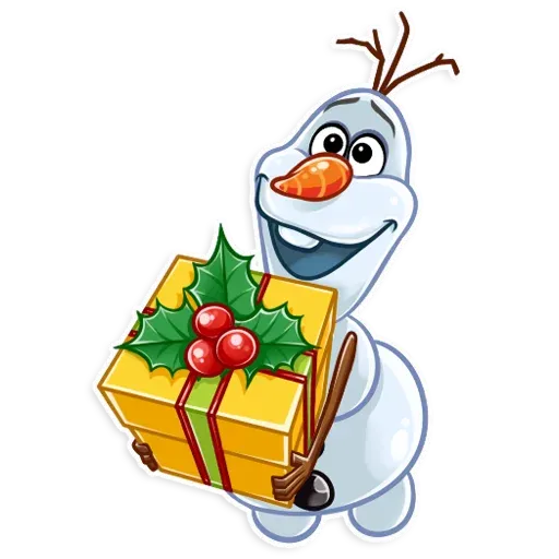 Olaf - Sticker 2