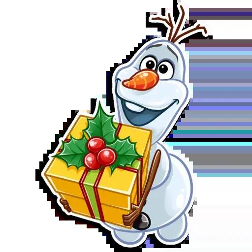 Olaf - Sticker 2