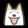 Shibaemoji - Tray Sticker