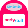 PS Tambola Dividends - Tray Sticker