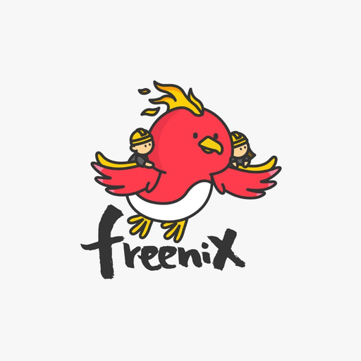 Freenix - Sticker 2