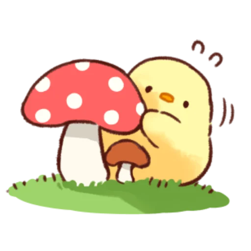 soft and cute chick 10 - Sticker 13