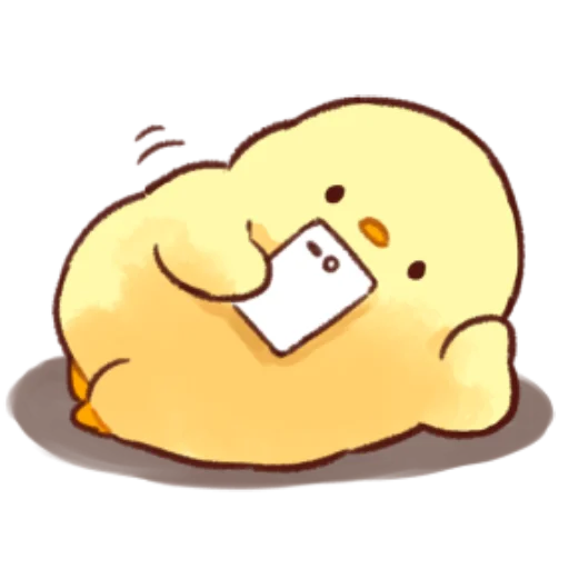 soft and cute chick 10 - Sticker 17