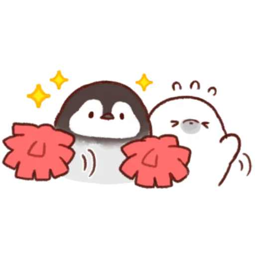 soft and cute chick 10 - Sticker 21