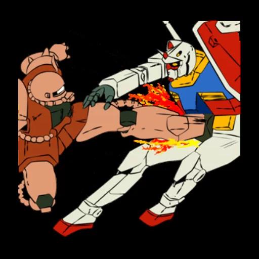 Gundam - Sticker 13