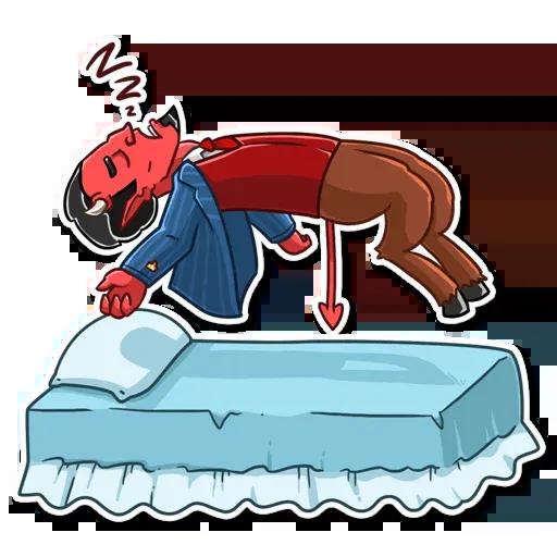 Devil - Sticker 30