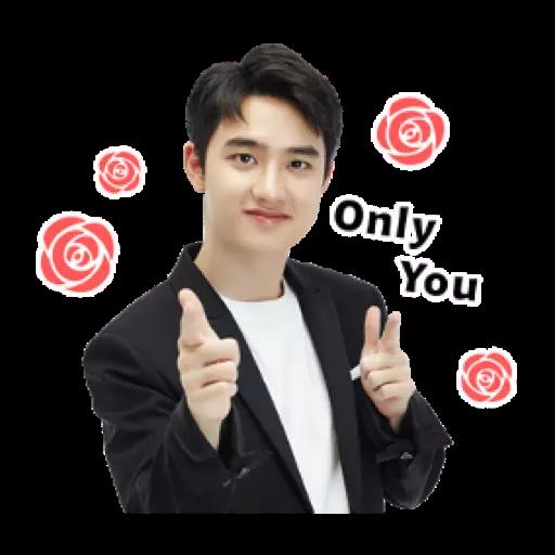 Exo - Sticker 22