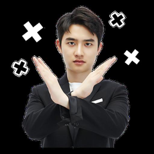 Exo - Sticker 8