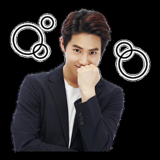 Exo - Sticker 4
