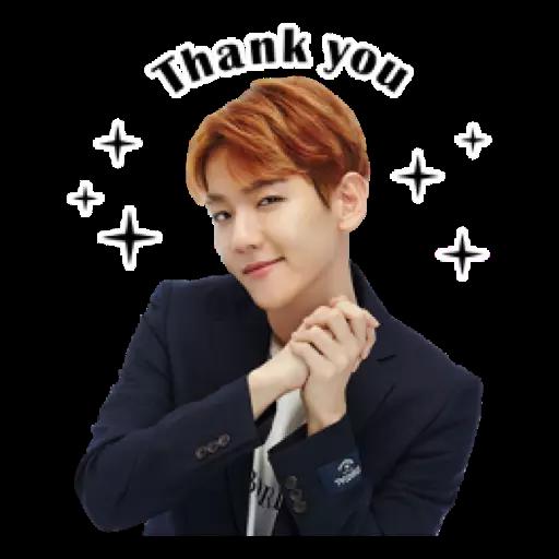 Exo - Sticker 13