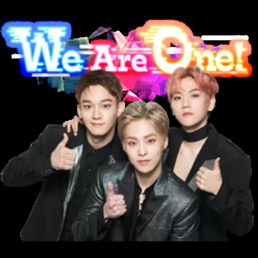 Exo - Sticker 16