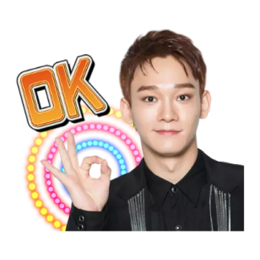Exo - Sticker 20