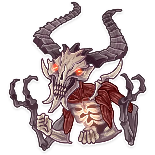 Diablo - Sticker 17