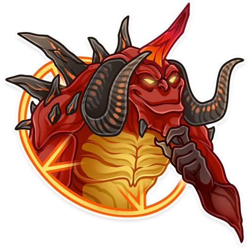 Diablo - Sticker 20