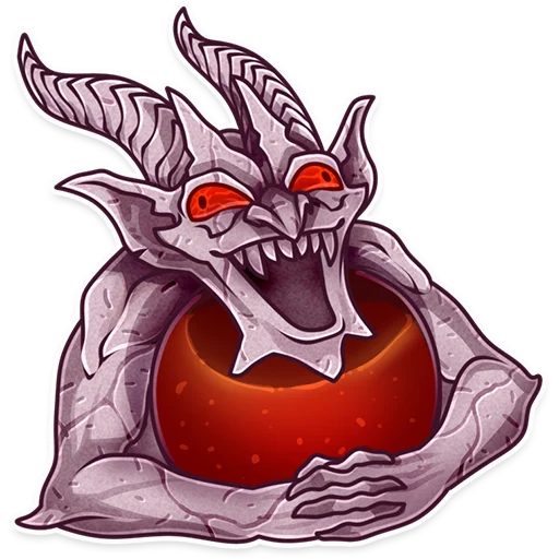 Diablo - Sticker 1