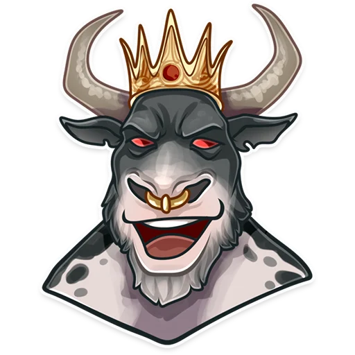 Diablo - Sticker 12
