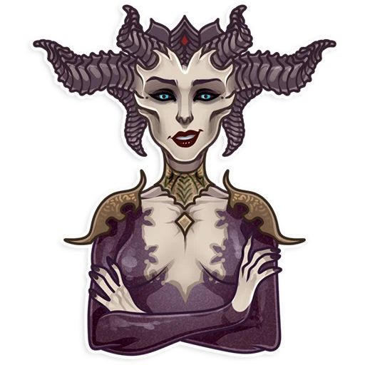 Diablo - Sticker 11