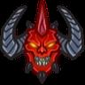 Diablo - Tray Sticker
