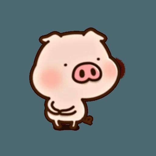 豬仔1 - Sticker 12