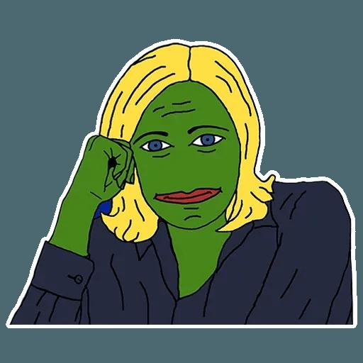 PePe Trump @kyprijan - Sticker 22