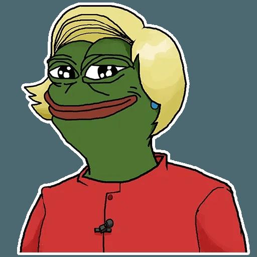 PePe Trump @kyprijan - Sticker 21