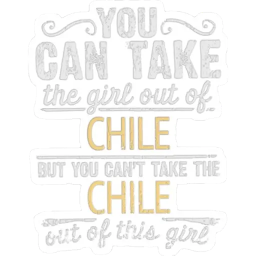 Chile - Sticker 4