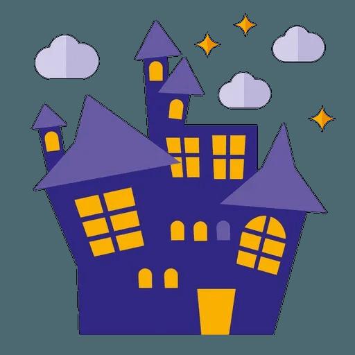 Minimal Halloween - Sticker 8
