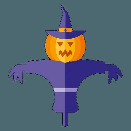 Minimal Halloween - Sticker 2