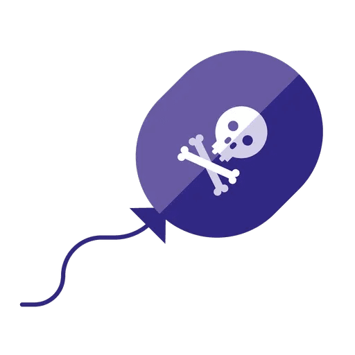 Minimal Halloween - Sticker 20
