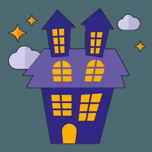 Minimal Halloween - Sticker 6
