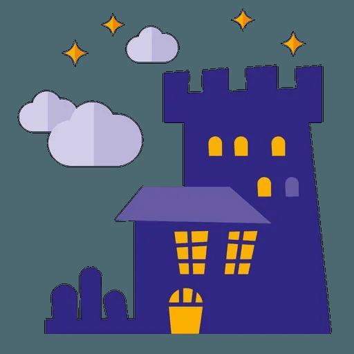 Minimal Halloween - Sticker 22