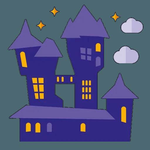 Minimal Halloween - Sticker 15
