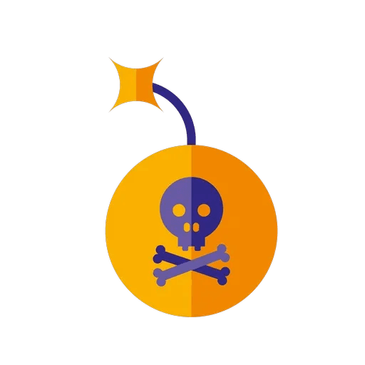 Minimal Halloween - Sticker 21