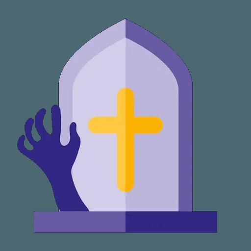Minimal Halloween - Sticker 18